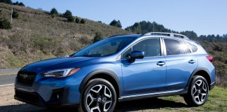 Subaru's Crosstrek is a small but value-packed SUV