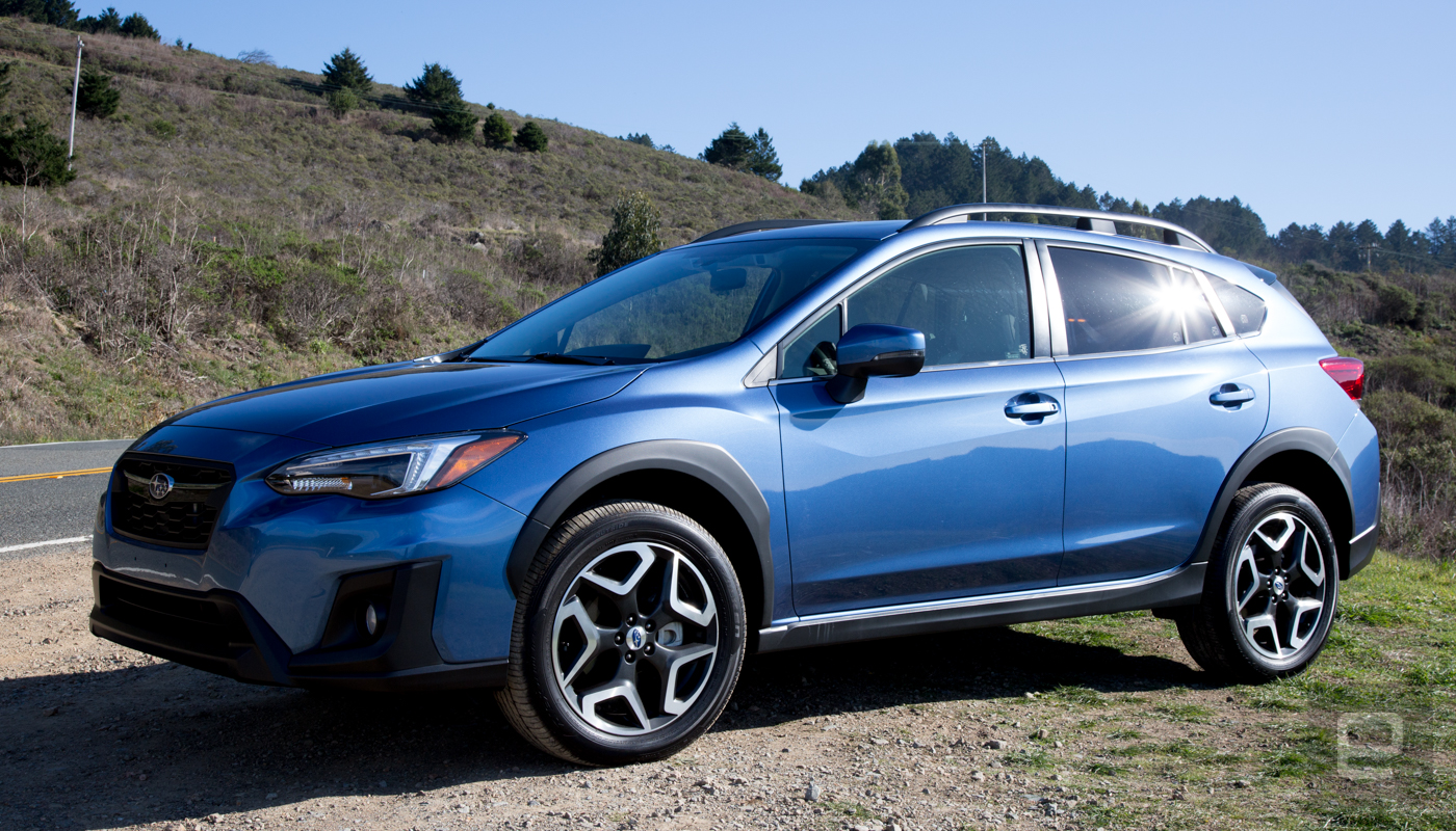 subaru s crosstrek is a small but value packed suv aivanet. Black Bedroom Furniture Sets. Home Design Ideas