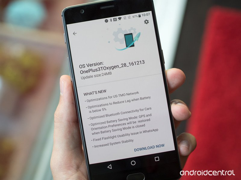 OnePlus 3/3T get new Notes app and security patch in latest