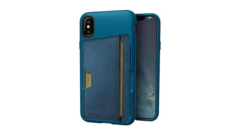 best iphone x case silk wallet