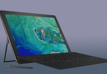 Acer's new laptops include a liquid-cooled 2-in-1, $250 fanless Chromebook