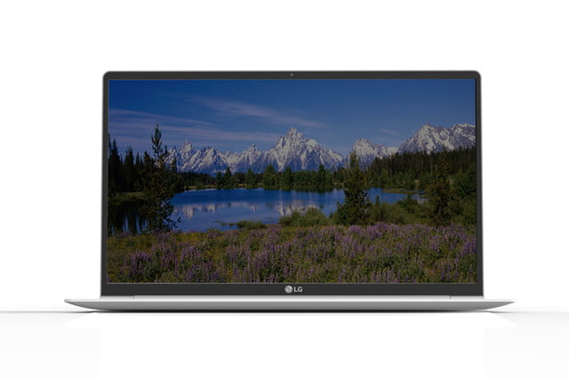 LG updates its thin and light gram 15 notebook with 8th-gen Core, Thunderbolt 3