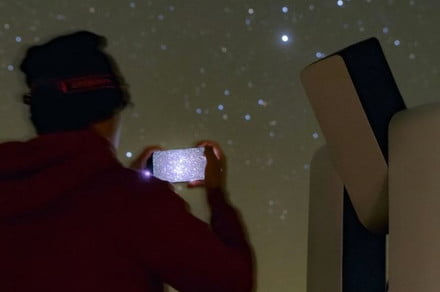 Stellina smart telescope from Vaonis lets you take pictures of the universe