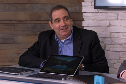 HP's Mike Nash on why new Spectre x360 15 is thicker, much more powerful