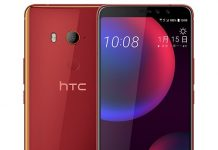 HTC U11 EYEs unveiled with 18:9 display, dual front cameras, and 3930mAh battery