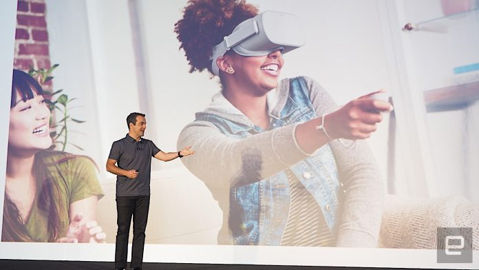 Facebook's Hugo Barra says standalone headsets are key to social VR