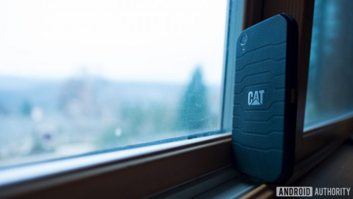 CAT S41 review: Truly a niche device