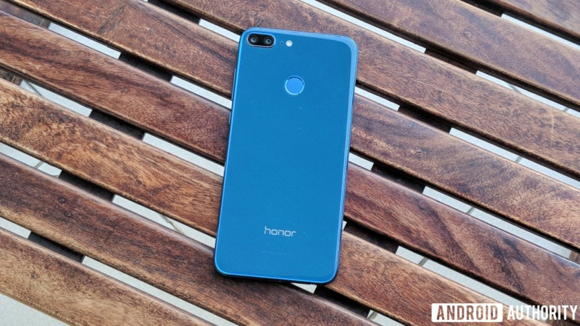 honor 9 lite android authority