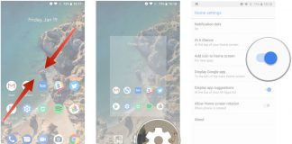 How to turn off 'add icons to home screen' in Android Oreo