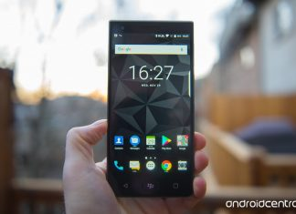 The BlackBerry Motion is the future of Android phones