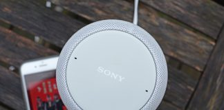Sony LF-S50G smart speaker review: A solid Google Home alternative