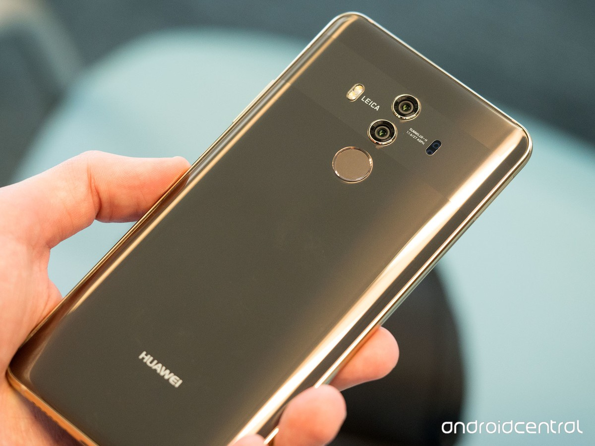 Verizon won't sell the Mate 10 Pro or any other Huawei