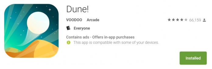 Dune! is easy & addictive….what else do you want?! (review)
