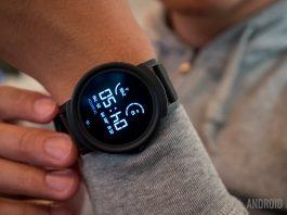 Ticwatch E review update: back in black