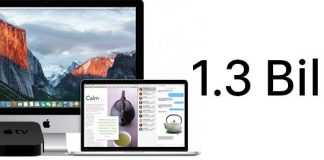 Apple Now Has 1.3 Billion Active Devices Worldwide