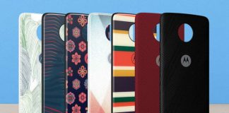 Motorola's latest Moto Mod Style Shells are constructed from Gorilla Glass