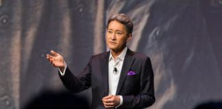 Sony CEO Kaz Hirai decides to step down after six-year tenure