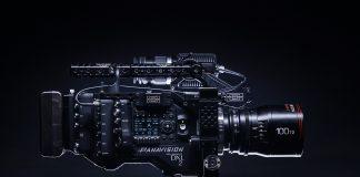 Panavision's latest cinema camera has an 8K RED sensor