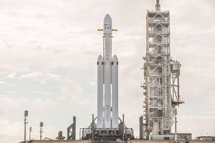 Watch live as SpaceX launches a Tesla into space aboard ...
