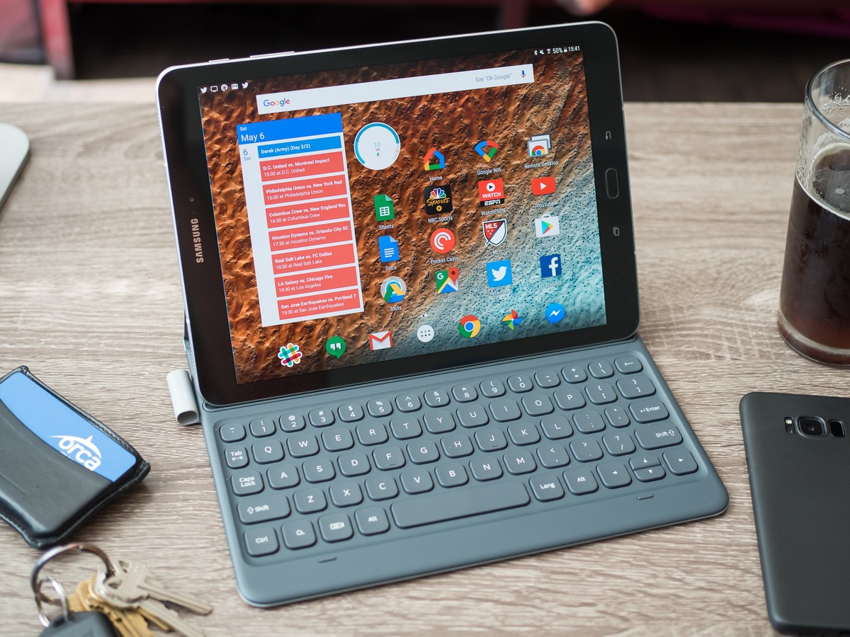 Chrome vs android os tablets