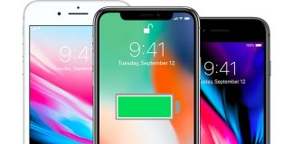 iPhone 8, 8 Plus, and X Batteries Less Impacted by Performance Management