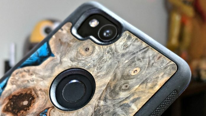 Gear Up: Carved wood phone cases for Pixel and other smartphones