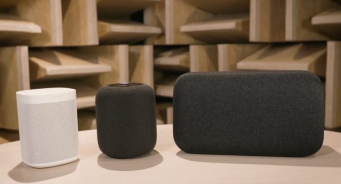 Consumer Reports: Google Home Max and Sonos One Sound Better Than HomePod