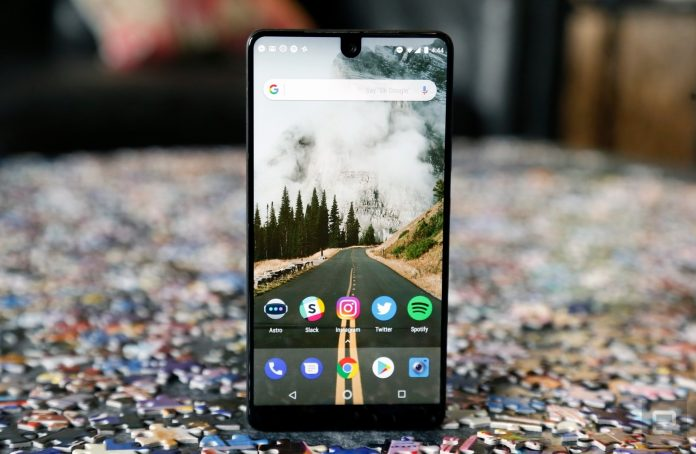 IDC: Essential shipped less than 90,000 phones in 2017
