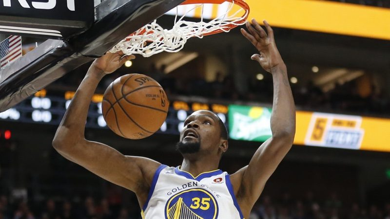 Apple Working on 'Swagger' TV Show Based on NBA Star Kevin Durant