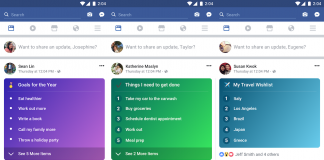 Facebook's Lists are its latest attempt to encourage oversharing