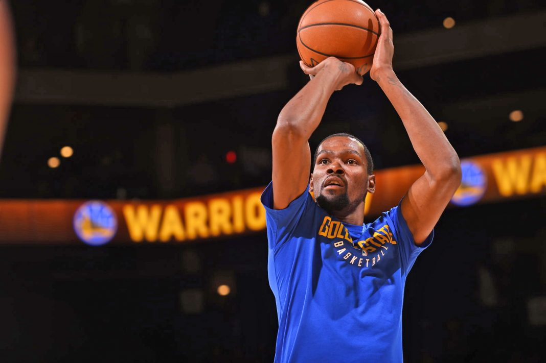 Apple snags drama series based on Kevin Durant's childhood