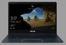 Asus ZenBook 13 UX331 billed as the 'thinnest laptop with discrete graphics'