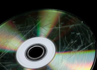 Want to save your favorite film? Here's how to fix a scratched DVD or CD