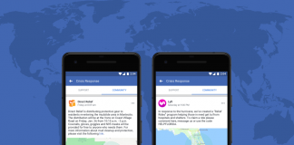 Facebook Community Help crisis tool is no longer limited to individuals