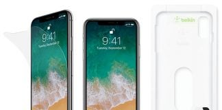 Apple Resumes Selling Belkin's InvisiGlass Ultra Screen Protector for iPhone X Following Durability Improvements