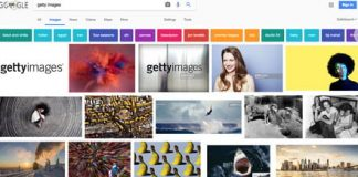 Google Images altered to calm legal grumblings made by Getty Images