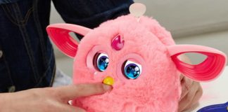 Furby/Alexa hybrid makes the creepy toy at least a little bit useful
