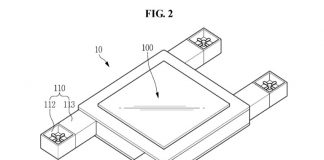 Samsung patents a flying screen that could be used for hovering video