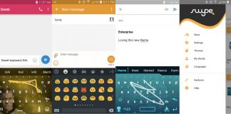 Swype is reportedly bidding the consumer keyboard biz farewell