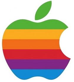 Apple Files New Trademark Application for Classic 'Rainbow' Logo