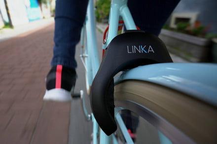Linka upgrades its smart bike lock that lets you make easy pit stops