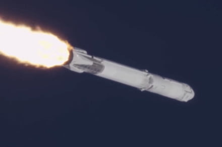 YouTuber explains mechanics behind those amazing SpaceX rocket launch videos