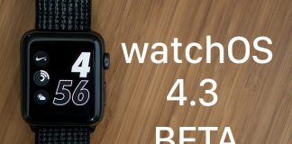 Apple Seeds Third Beta of watchOS 4.3 to Developers