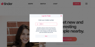 Tinder security flaw granted account access with just a phone number