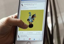 Click around sweet 3D Facebook posts as update adds more VR to News Feed