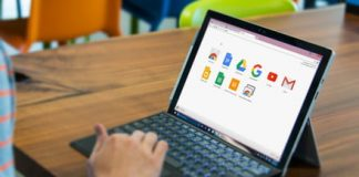Here's what Android apps look like in Chrome OS split-screen view