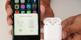 Apple is reportedly developing water-resistant AirPods