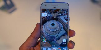 How to take a screenshot on a Google Pixel or Pixel 2 smartphone