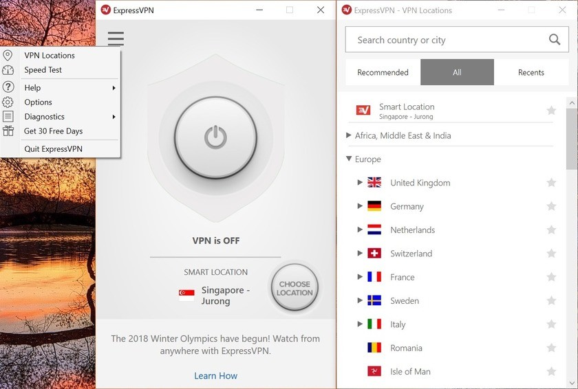 ExpressVPN review | AIVAnet