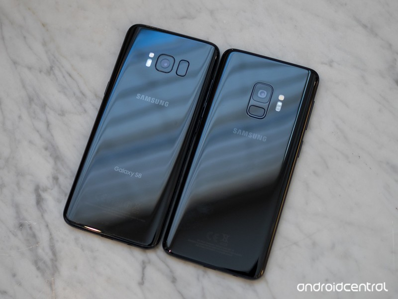 samsung galaxy s9 vs galaxy s8 should you upgrade aivanet. Black Bedroom Furniture Sets. Home Design Ideas